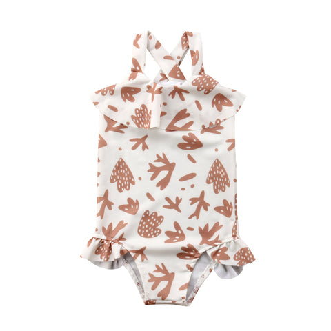 Image of WAIKIKI SWIMSUIT (TWO  DESIGNS) - Elsa Bella Baby