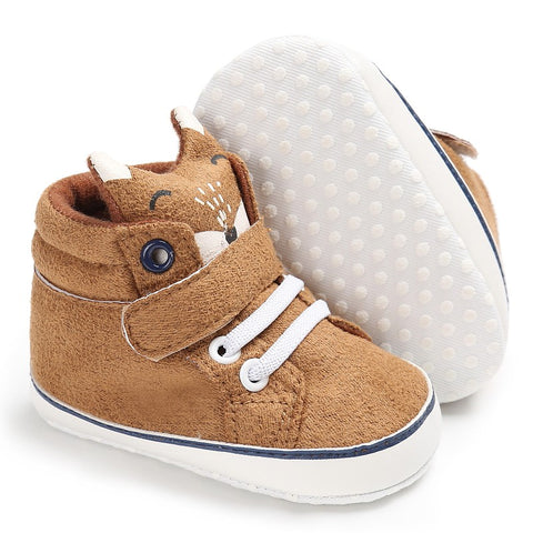 Image of KANGO BABY BOOTS (BROWN FOX) - Elsa Bella Baby