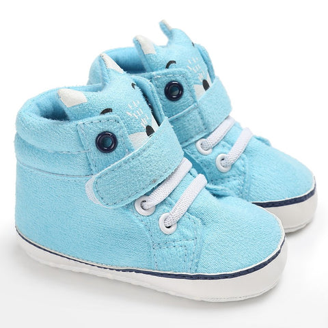 KANGO BABY BOOTS (LIGHT BLUE) - Elsa Bella Baby