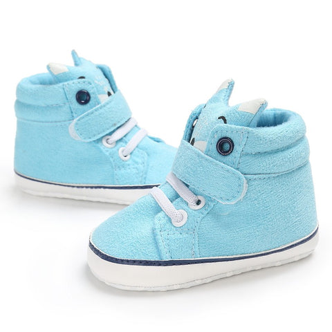 Image of KANGO BABY BOOTS (LIGHT BLUE) - Elsa Bella Baby