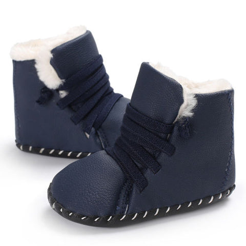 Image of Winter Boots (Soft Sole Shoes) - Elsa Bella Baby