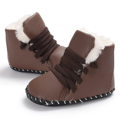 Image of Winter Boots (Soft Sole Shoes)