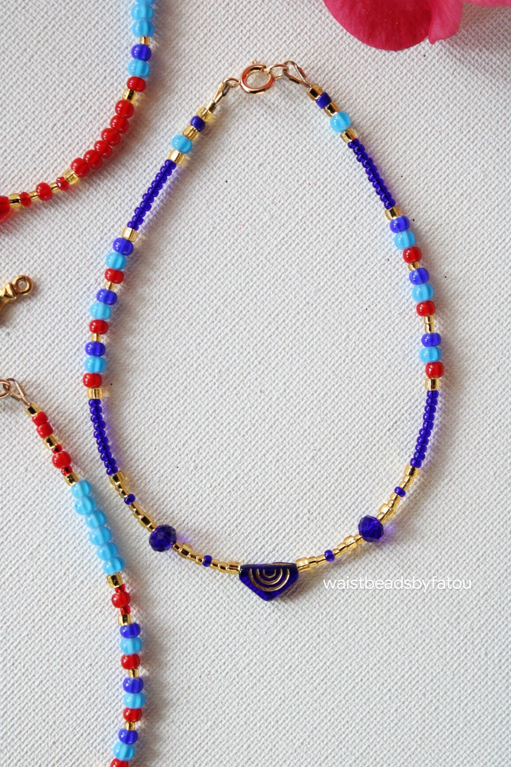"10"" Anklet - Gold Filled"