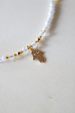"11"" Anklet - Gold Filled"