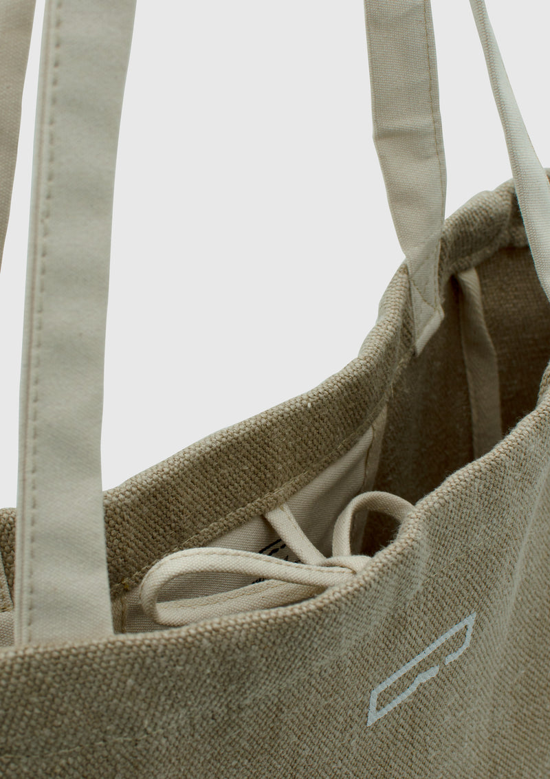 Simple Tote Hemp