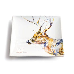DC Whitetail Snack Plate