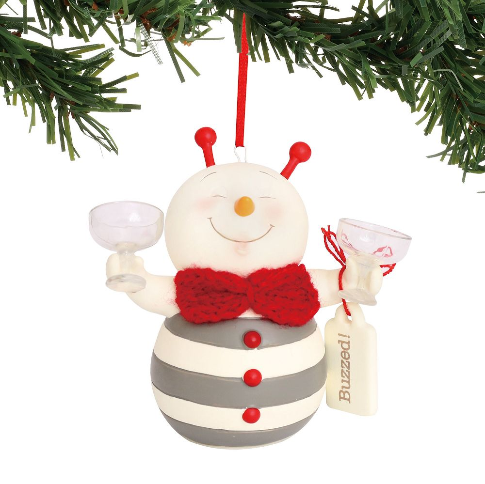 Snowpinions Snow Buzzed Ornament
