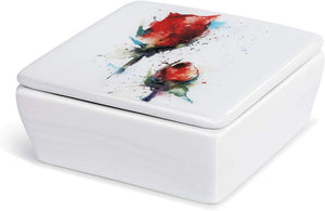 DC Red Rose Vanity Box
