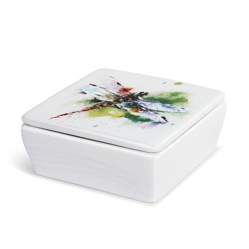 DC Dragonfly Vanity Box