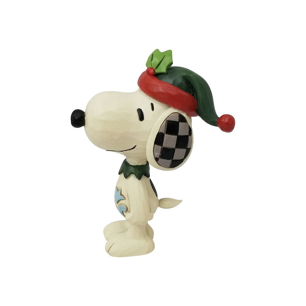 JS Mini Snoopy Elf