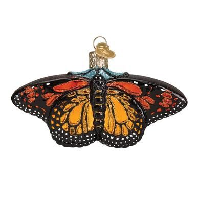 OWC Monarch Butterfly Ornament