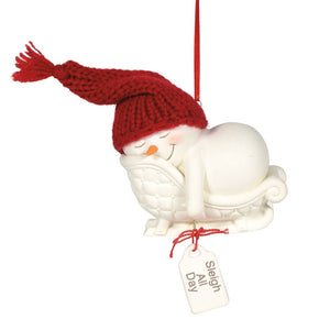 Snowpinions Sleigh All Day Ornament