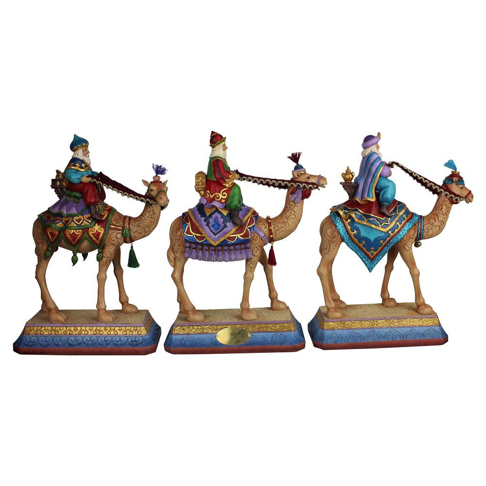 JS Three Kings Set of 3