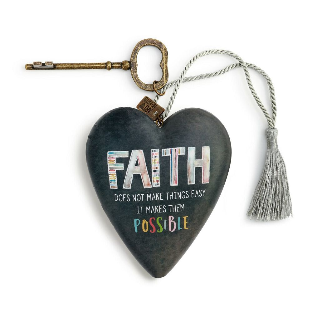 Art Heart Faith