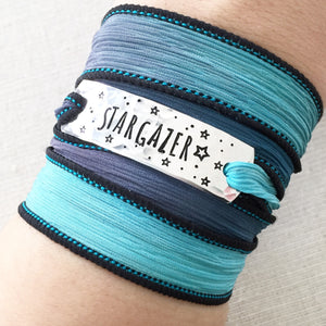 Clair Ashley - Stargazer Wrap Bracelet
