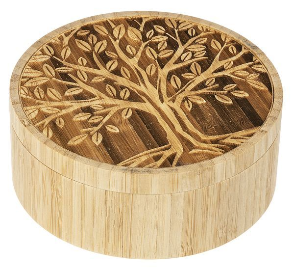 Tree of Life Spice Box