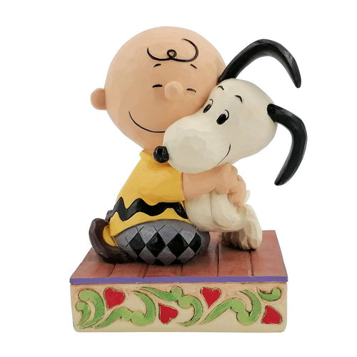 JSPEA Brown/Snoopy Hugging