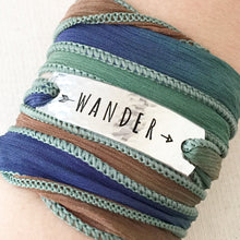 Load image into Gallery viewer, Clair Ashley - Wander Wrap Bracelet