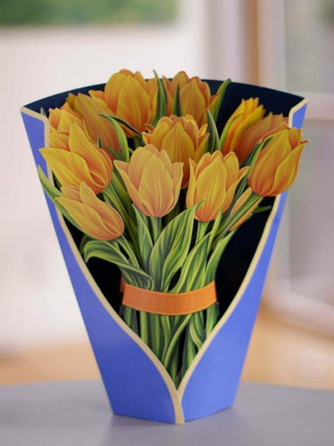 FreshCut Yellow Tulips