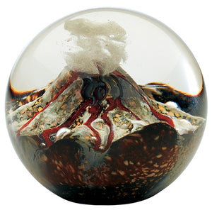 Vocano Paperweight