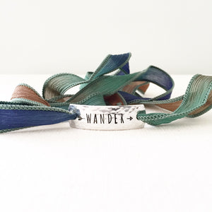 Clair Ashley - Wander Wrap Bracelet