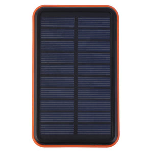 SOLAR POWERED PORTABLE CHARGER