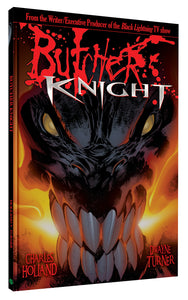 Butcher Knight - SIGNED COPY