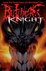 Butcher Knight - SIGNED COPY + Bookmark