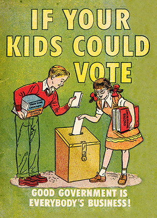Voting is Your Super Power! – Clover Press