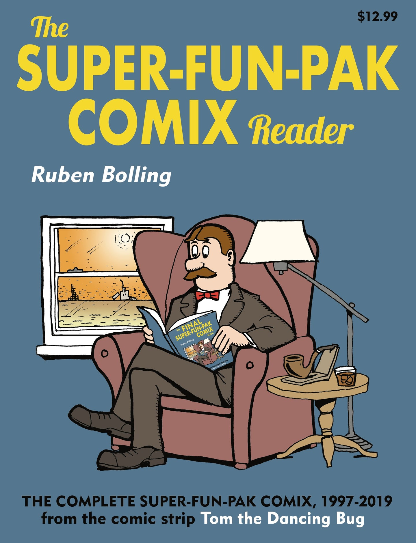 *SITE EXCLUSIVE* The Super-Fun-Pak Comix Reader