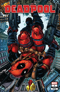 Kevin Eastman Deadpool #1 Variant Cover