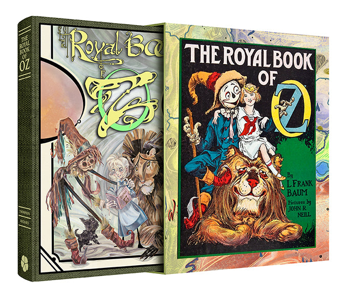 SIGNED The Clover Press Edition of The Royal Book Of Oz