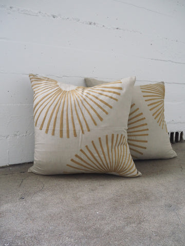 SUNBURST PILLOW