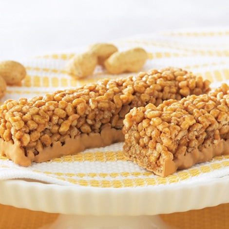 Peanut Butter Crunch Bars