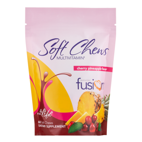 Soft Chews Multivitamin - Cherry Pineapple (Bariatric Fusion)