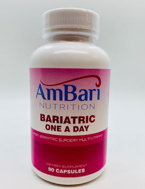 Bariatric One-A-Day Multivitamin