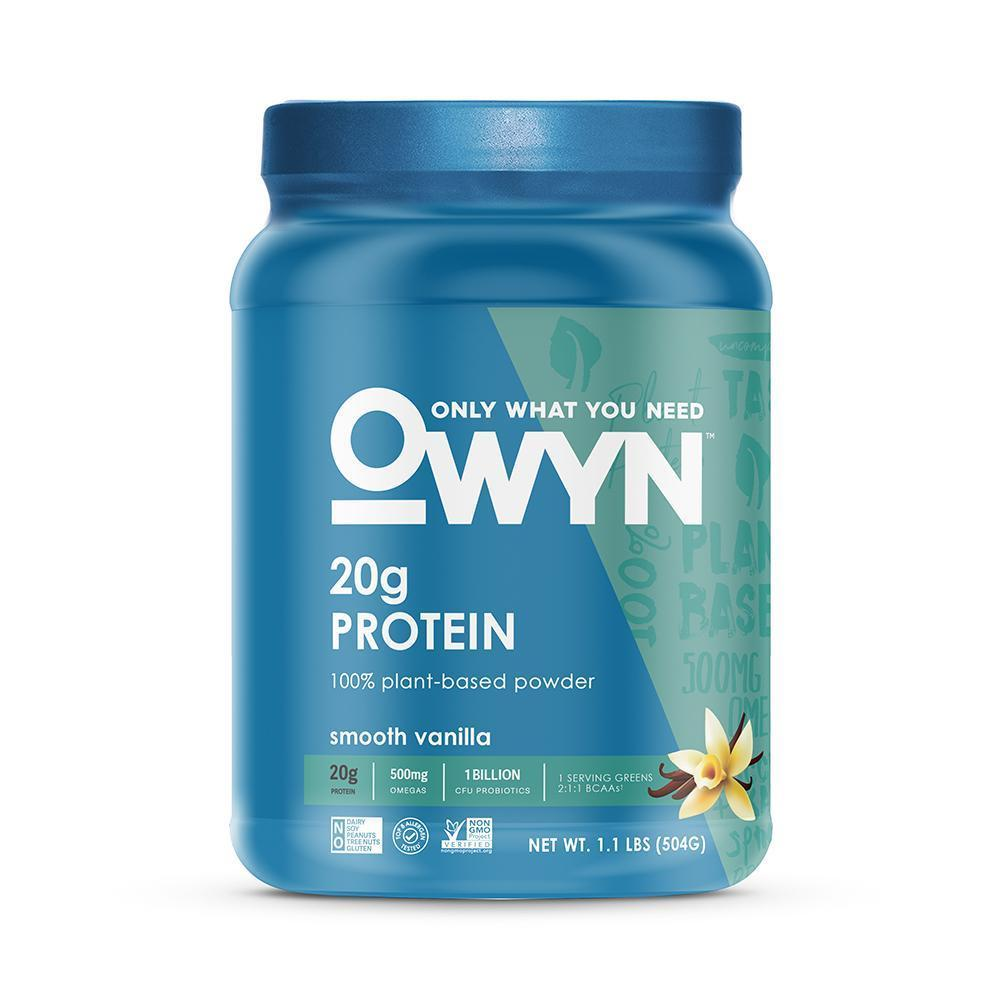 OWYN Plant Protein Powder - Smooth Vanilla
