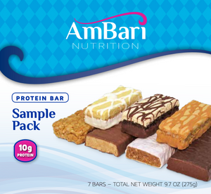 10g Protein BAR Sampler Pack