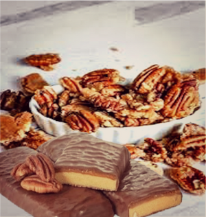 Caramel Pecan Patty