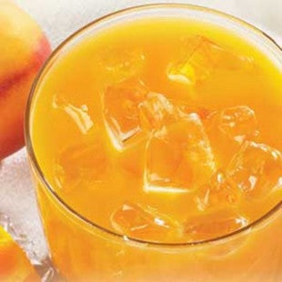 Peach Mango Fruit Drink