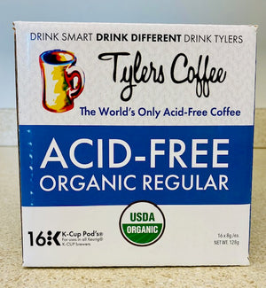 K-Cup Acid Free Coffee