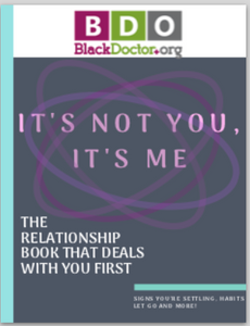"It""s Not You, It's Me Relationship Ebook"