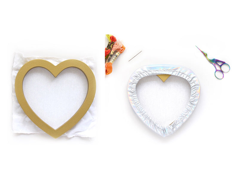 How to use your Stitch Frame embroidery hoop