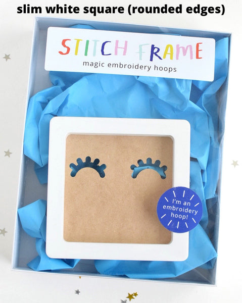 Ready-to-ship Stitch Frame embroidery hoops
