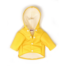 Load image into Gallery viewer, Rainy Raincoat - Sunshine Yellow