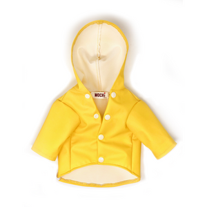 Rainy Raincoat - Sunshine Yellow