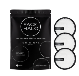 Face Halo reusable make up remover pads