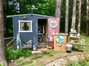 Michigan This Morning - On The Road Visits the She-Shed!