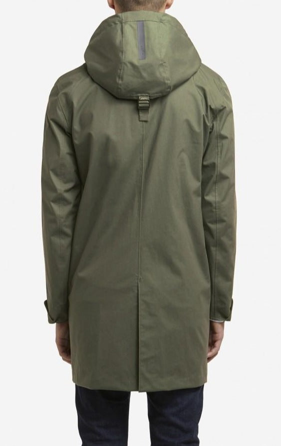 Parka Storm II in olive