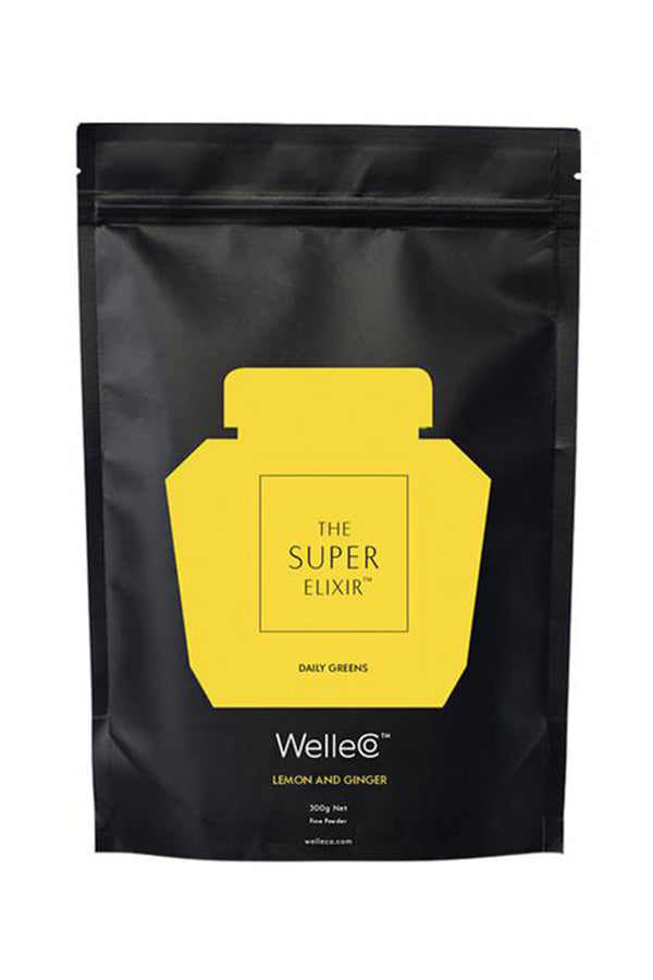 Super Elixir Refill Lemon and Ginger